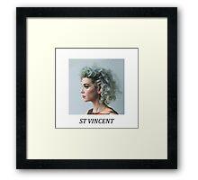Saint Vincent Framed Print