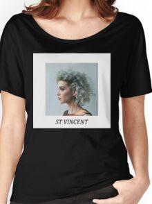 Saint Vincent Women's Relaxed Fit T-Shirt