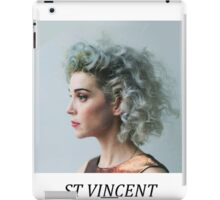 Saint Vincent iPad Case/Skin