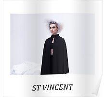 Saint Vincent Poster