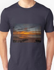 Golden Clouds Unisex T-Shirt