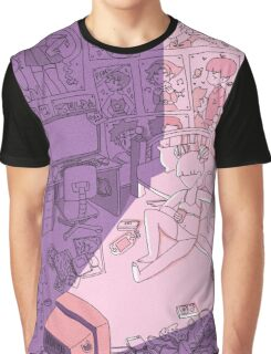 room Graphic T-Shirt