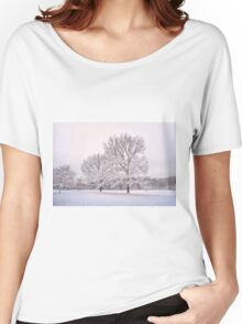 Raising With The Winterfrost Women's Relaxed Fit T-Shirt
