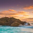 Trial Harbour Sunset by Paul Fleming