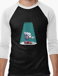 Sonic In Moscow Men's Baseball ¾ T-Shirt