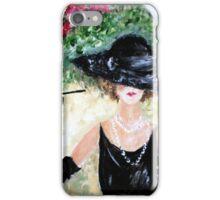 Walk in the Park iPhone Case/Skin