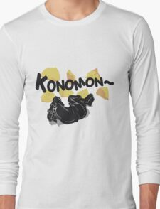 Quotes and quips - konomon Long Sleeve T-Shirt