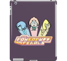 PowerPuff Pearls iPad Case/Skin