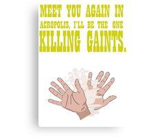 Kill Giants Canvas Print