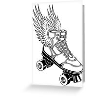 SKATE Greeting Card