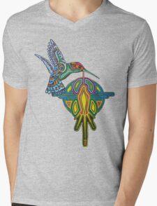hummingbird - 2010 Mens V-Neck T-Shirt