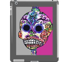 Day of the dead skull iPad Case/Skin