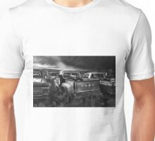 Storm Chasers - BW Unisex T-Shirt