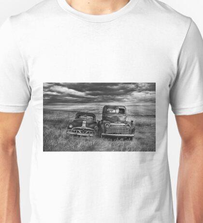 Marriage - BW Unisex T-Shirt
