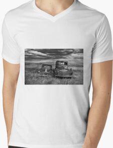 Marriage - BW Mens V-Neck T-Shirt