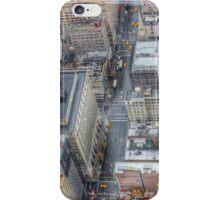 Manhattan New York City cityscape iPhone Case/Skin