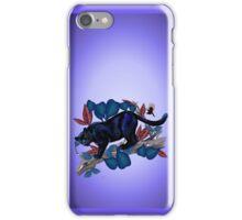 PANTHER -Alert Hunter iPhone Case/Skin