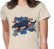PANTHER -Alert Hunter Womens Fitted T-Shirt