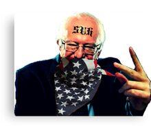 Bernie Sanders Canvas Print