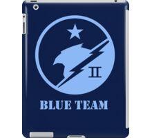 Blue Team Spartans iPad Case/Skin