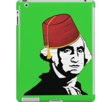 Fezident Washington  iPad Case/Skin