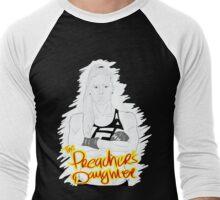 "HOLLY ""The Preacher's Daughter"" HOLM (dark grey) Men's Baseball ¾ T-Shirt"