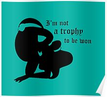 not a trophy to be won Poster
