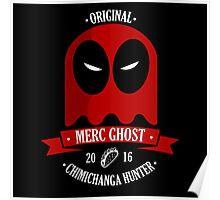 Merc Ghost Poster