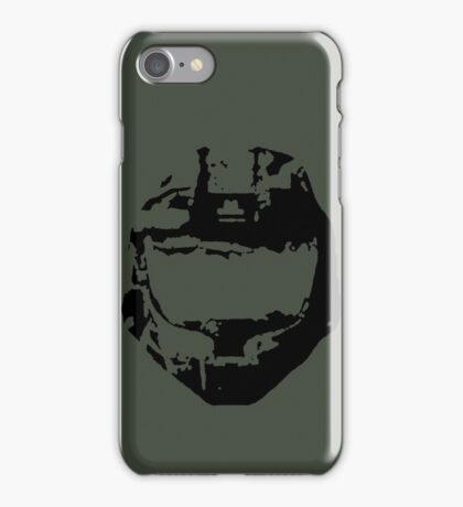 Spartan Dome Piece iPhone Case/Skin