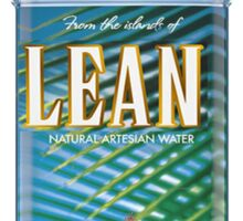 Lean Water  Sticker