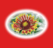 Gloriosa Daisy ~ Rudbeckia Hirta ~ Blanket Flower Kids Tee