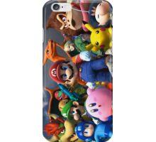 Super Smash Bros. iPhone Case/Skin