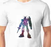 Galaxy Gundam Silhouette Unisex T-Shirt