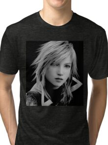 Lightning Farron || Final Fantasy XIII Tri-blend T-Shirt