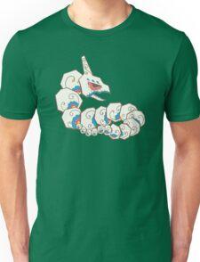 Onix Pokemuerto | Pokemon & Day of The Dead Mashup Unisex T-Shirt