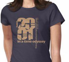BATCH 2001, ALUMNI TSHIRT Womens Fitted T-Shirt