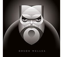 Orson Welles Photographic Print