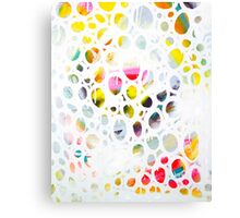 Contemporary thought abstract Canvas Print