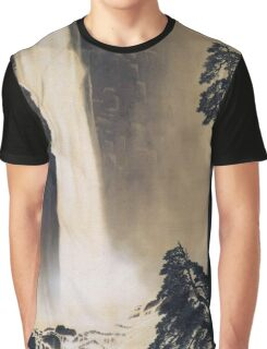 Morning in Ueno Graphic T-Shirt