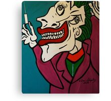 DR. BRAIN  PICASSO STYLE Canvas Print