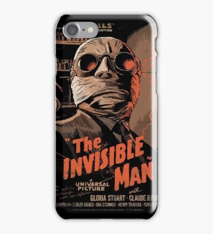 VINTAGE MOVIE POSTER iPhone Case/Skin