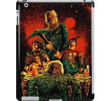 SCARRY NIGHT iPad Case/Skin