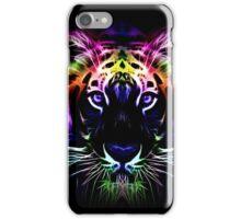 Tiger Neon iPhone Case/Skin