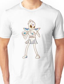 Hitmonchan Pokemuerto | Pokemon & Day of The Dead Mashup Unisex T-Shirt