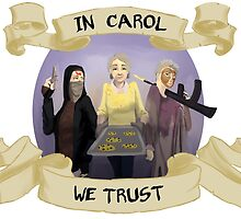 In Carol We Trust by Hrern1313