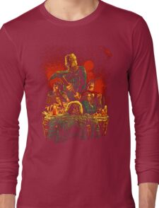 SCARRY NIGHT Long Sleeve T-Shirt