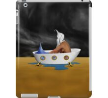 SURREALISM - Day Dreaming Bath iPad Case/Skin