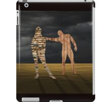 SURREALISM - Building Love iPad Case/Skin
