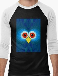 Eagle Hypnotic Eye Men's Baseball ¾ T-Shirt