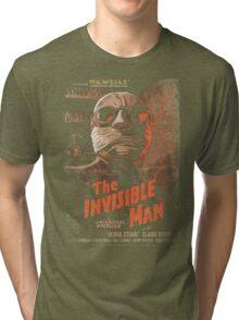 VINTAGE MOVIE POSTER Tri-blend T-Shirt